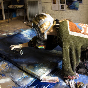 Abstract Painter in Leeds